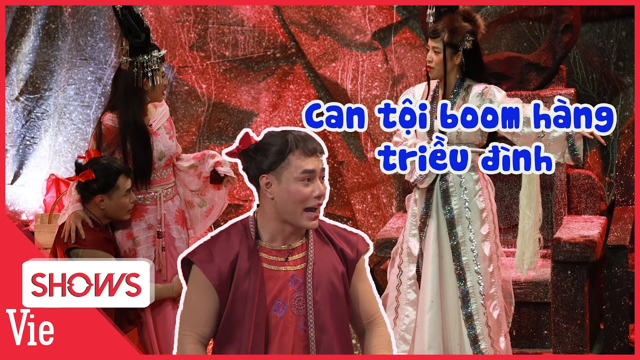 """Hồng hài nhi Dương Lâm đặt sang mồm rồi """"boom hàng"""", cầu cứu Trang Chery thoát khỏi chị đại Puka"""