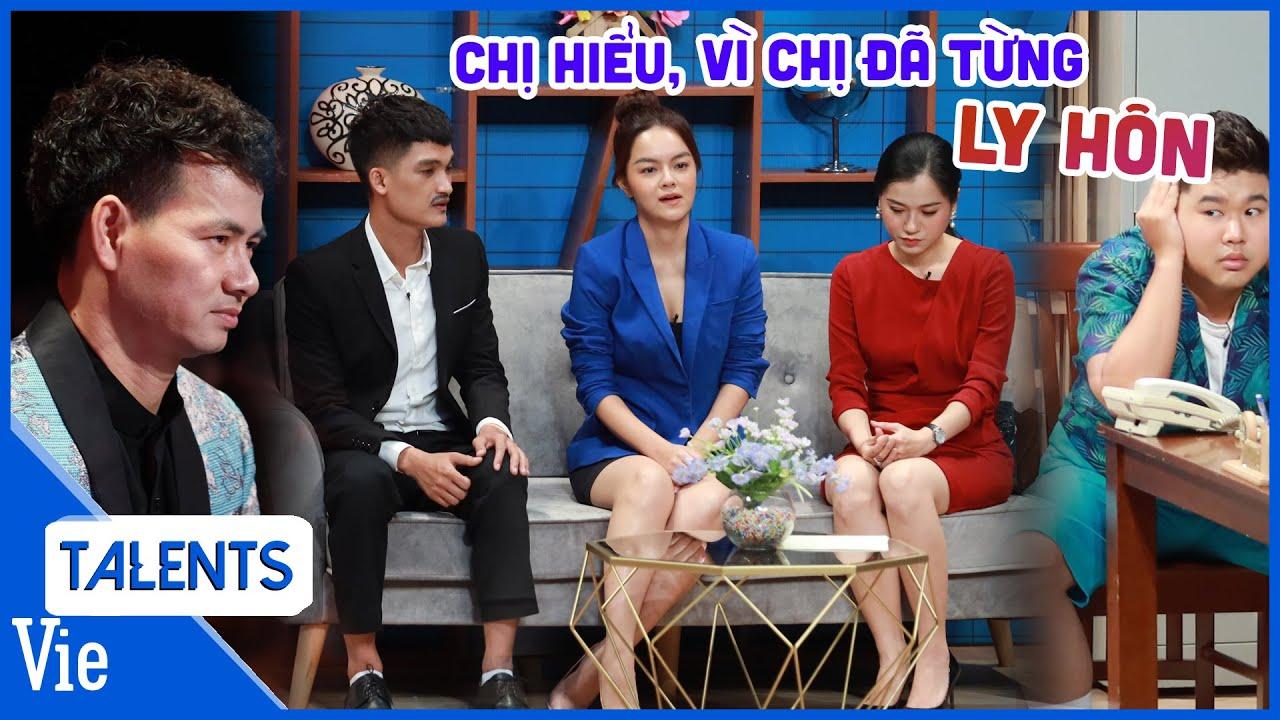 Phạm Quỳnh Anh tư vấn ly hôn, quyền nuôi con cho Lâm Vỹ Dạ, Mạc Văn Khoa khiến khán giả xúc động