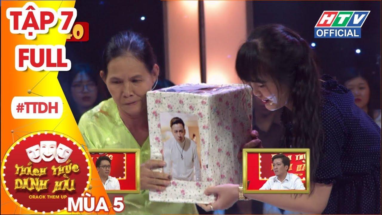THÁCH THỨC DANH HÀI | Ban tổ chức kéo anh Bắp từ Thái Lan về làm MC? | TTDH #7 FULL | 28/11/2018