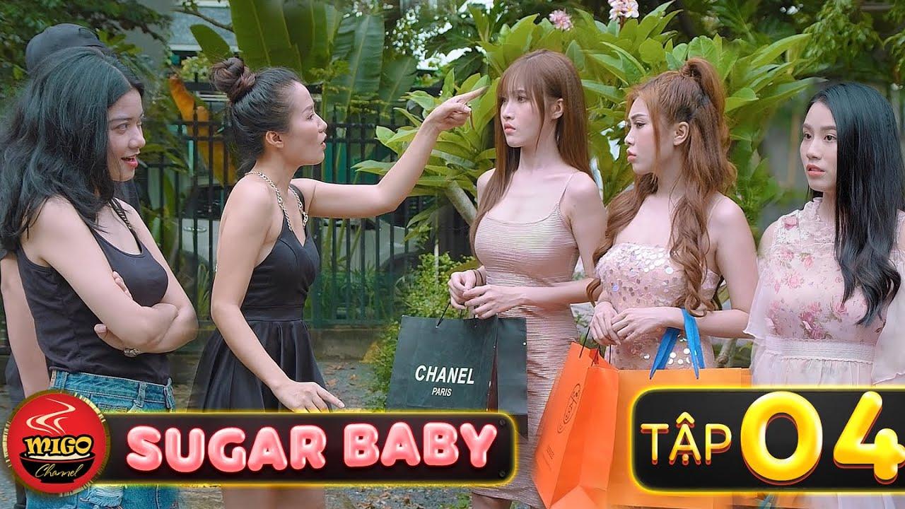 SUGAR BABY   Tập 4 : Đụng Độ Chị Em Gái N.gành   Ghiền Mì Gõ   Phim Hài Hay Mới Nhất 2020