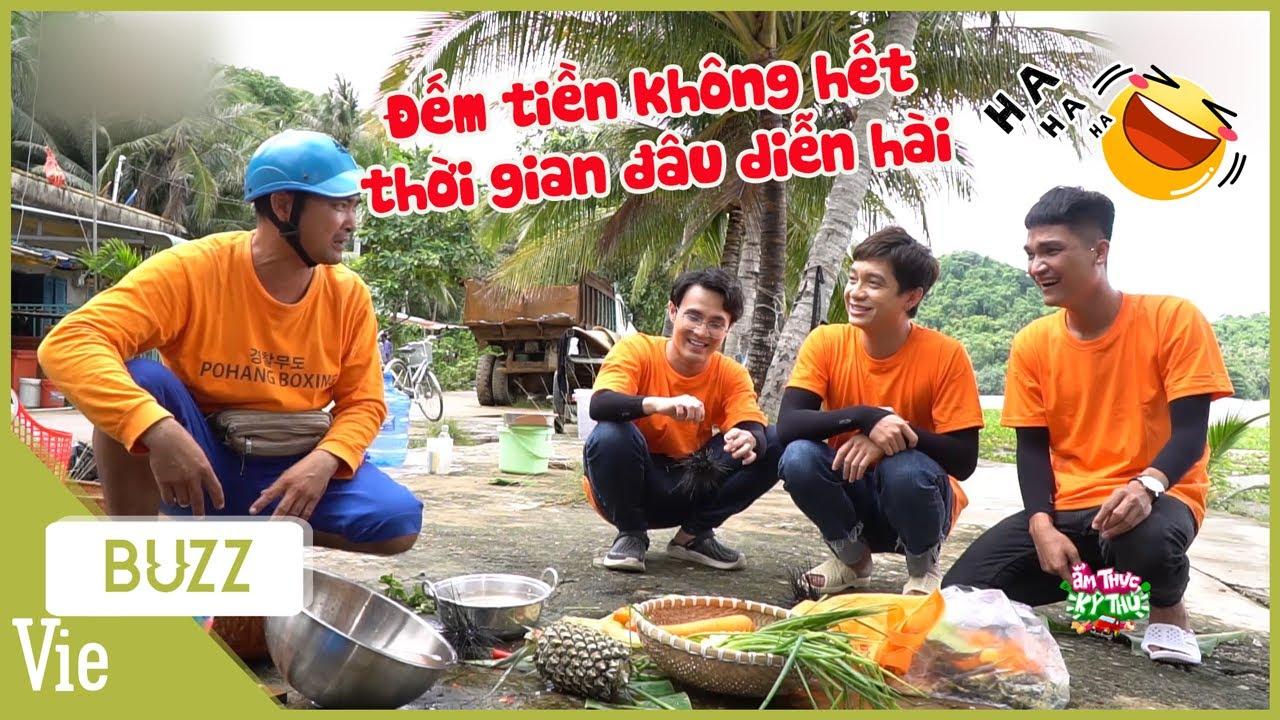 """Hai cây hài Mạc Văn Khoa, Huỳnh Lập phải quỳ lạy trước độ mặn hơn muối anh ngư dân """"đảo hải tặc"""""""
