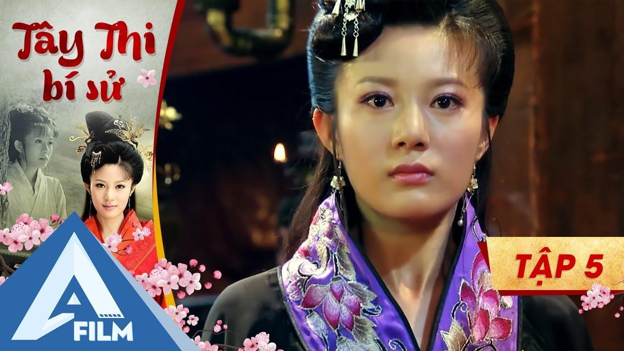 Tây Thi Bí Sử Tập 5 - Mã Cảnh Đào, Trần Hạo Dân | Phim Cung Đấu Trung Quốc Hay | AFILM