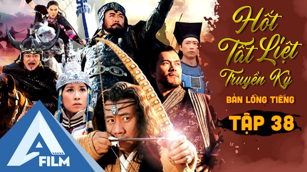 Phim Hành Động Cổ Trang - Hốt Tất Liệt Truyền Kỳ Tập 38 [Lồng Tiếng] | Phim Trung Quốc Hay