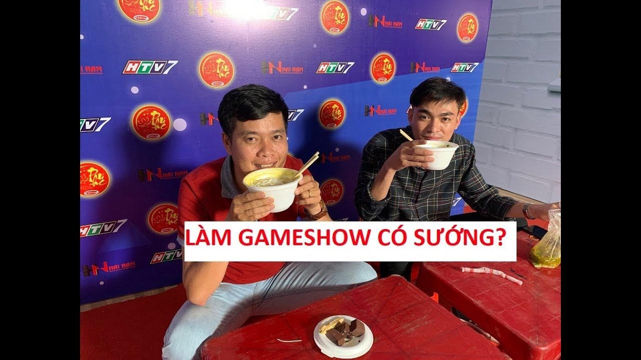 Đột nhập lò luyện gameshow của Khương Dừa!!!