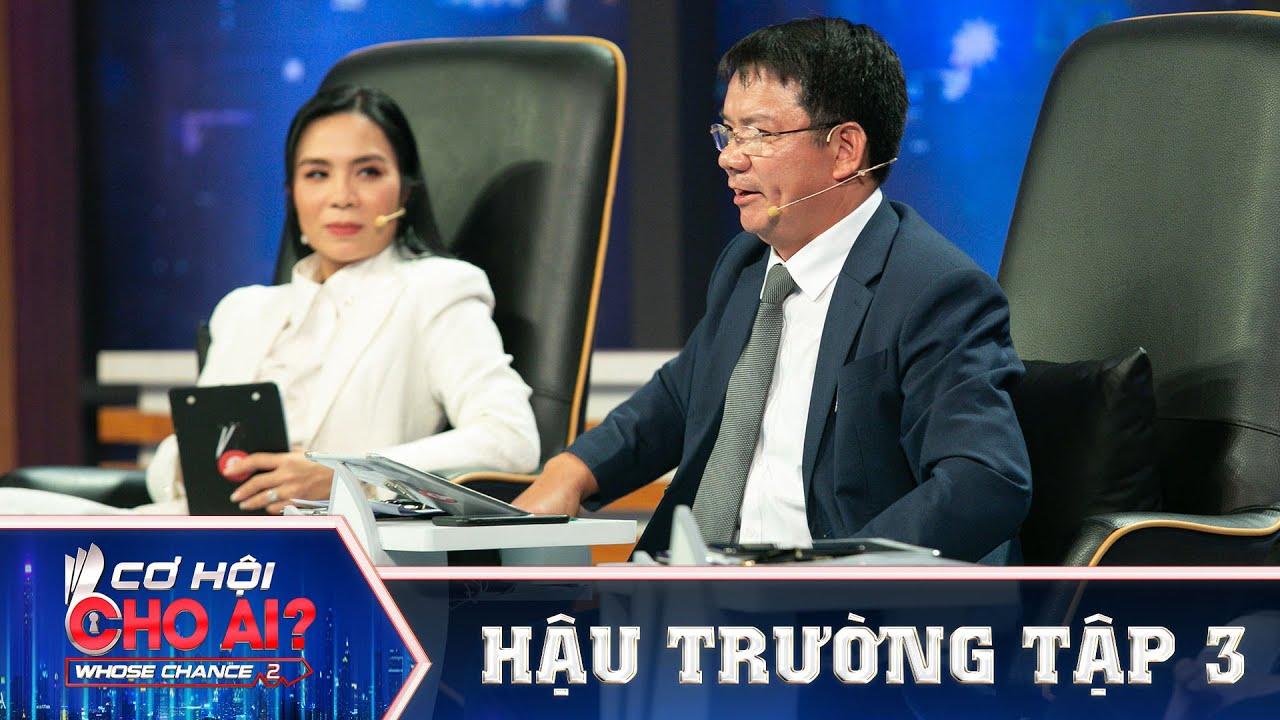CƠ HỘI CHO AI MÙA 2 | Hậu trường: Tài lẻ ít ai biết của Sếp Thuấn