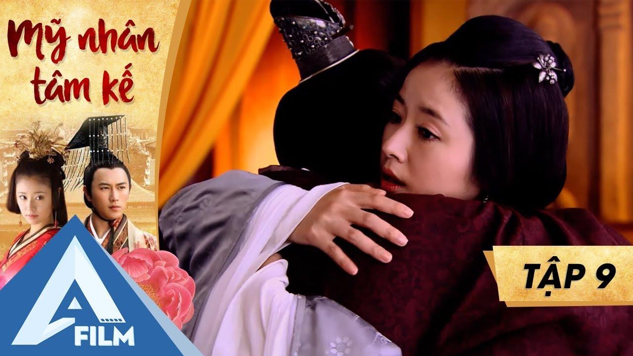Phim Cung Đấu Mỹ Nhân Tâm Kế Tập 9 - Lâm Tâm Như, Trần Kiện Phong, Dương Mịch