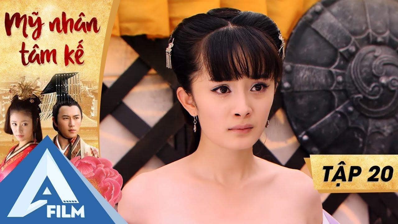 Phim Cung Đấu Mỹ Nhân Tâm Kế Tập 20 - Lâm Tâm Như, Trần Kiện Phong, Dương Mịch