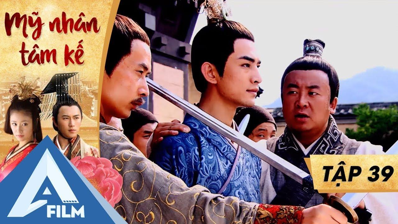 Phim Cung Đấu Mỹ Nhân Tâm Kế Tập 39 - Lâm Tâm Như, Trần Kiện Phong, Dương Mịch