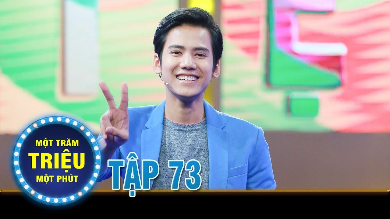 Một Trăm Triệu Một Phút Tập 73 l Troll cùng Trấn Thành | VTV3