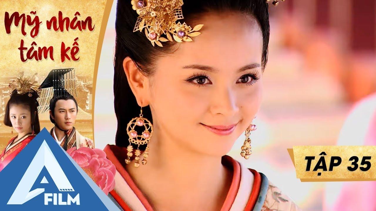 Phim Cung Đấu Mỹ Nhân Tâm Kế Tập 35 - Lâm Tâm Như, Trần Kiện Phong, Dương Mịch