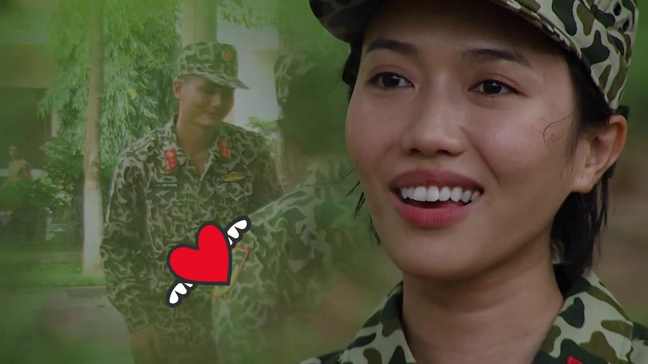 Hóng Tập 6 | Sao nhập ngũ 2020|Xuất hiện nhân vật khiến  Nam Thư hò hét bung lụa, Diệu Nhi thất thần