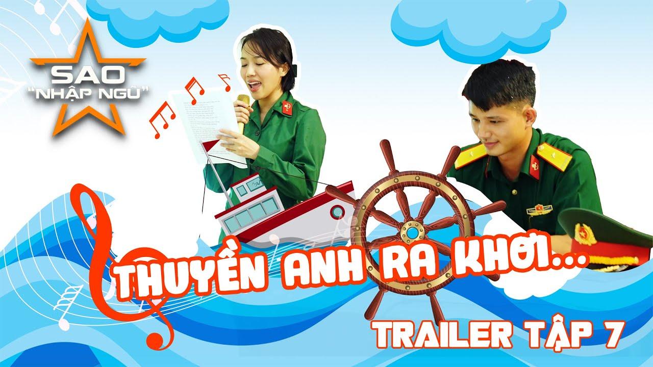 Trailer Tập 7 l SNN 2020 l Diệu Nhi trổ tài ca hát, tiếng hét thất thanh của Hậu Hoàng & Kỳ Duyên
