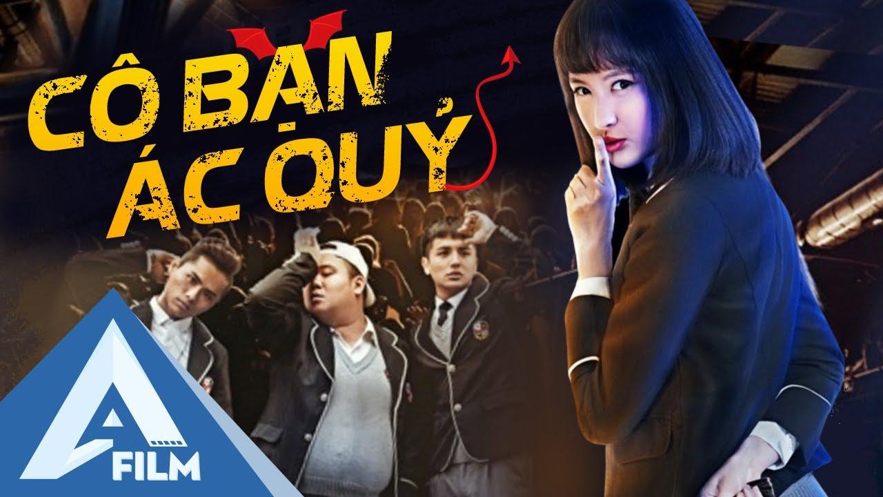 Phim Hành Động Học Đường Kinh Dị Cô Bạn Ác Quỷ ( Evil Babe Set Me Free ) PhimThuyết Minh|A FILM