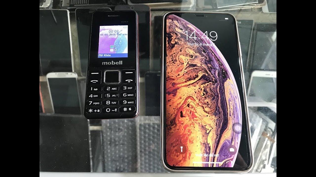 """Khương Dừa bấm bụng đổi điện thoại """"cùi bắp"""" lấy Iphone XS Max"""