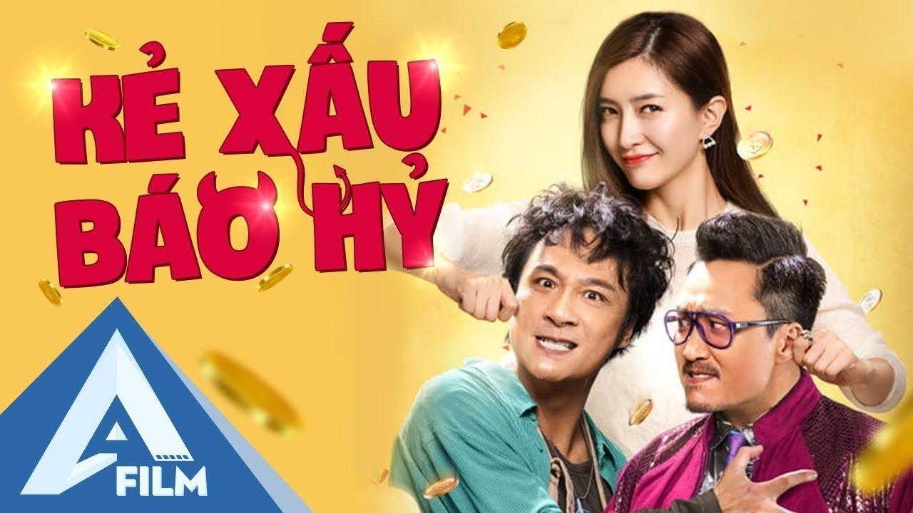 Phim Lẻ Trung Quốc Lồng Tiếng Hay - Kẻ Xấu Báo Hỷ (House Of Wolves) - Giang Sở Ảnh | A FILM