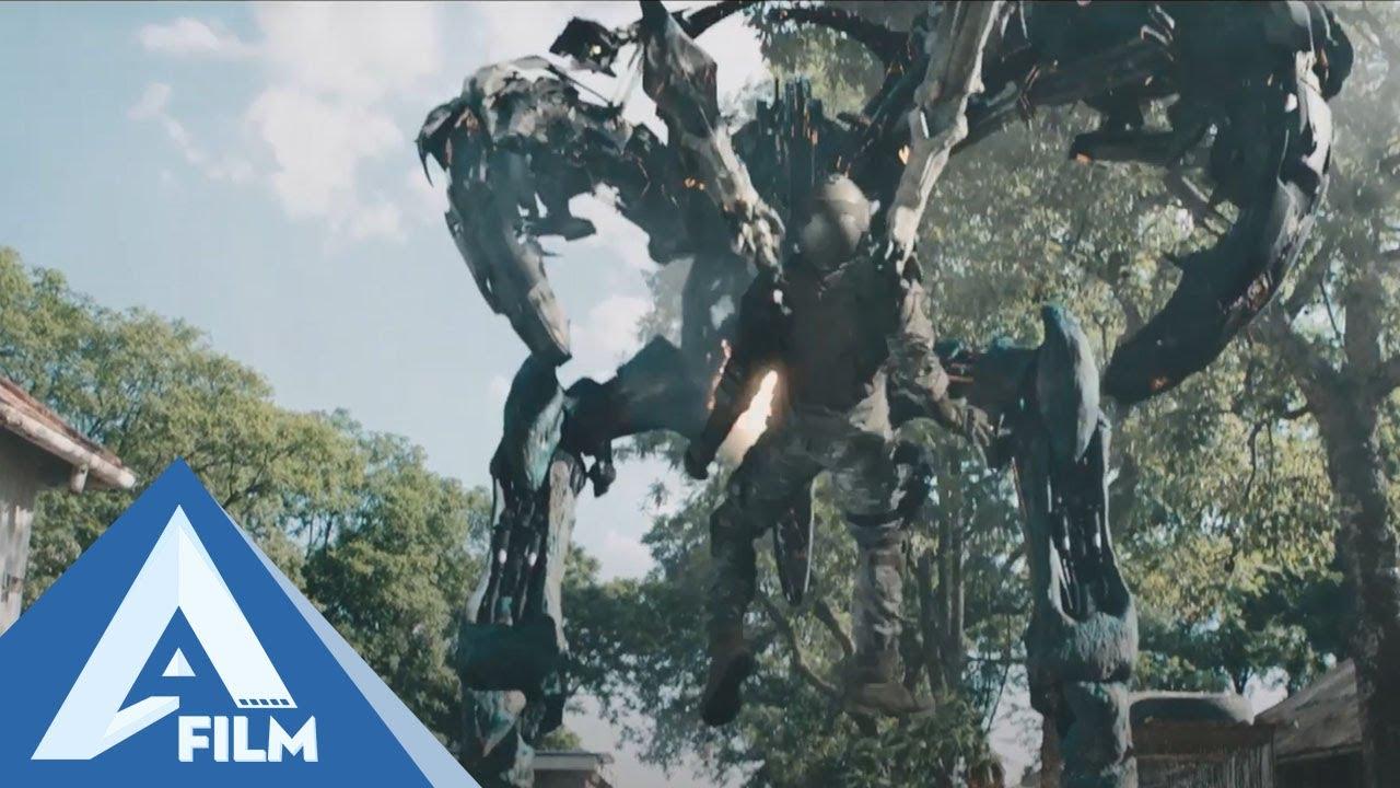 Robot Ngoài Hành Tinh Cấy Chip Vào Anh Lính Để Giết Cả Thành Phố - Phim Viễn Tưởng Cuộc Trỗi Dậy