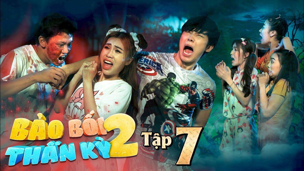 TẬP 7 : Zombie Trỗi Dậy | BẢO BỐI THẦN KỲ 2 | Phim Phép Thuật Phiêu Lưu Mới Nhất