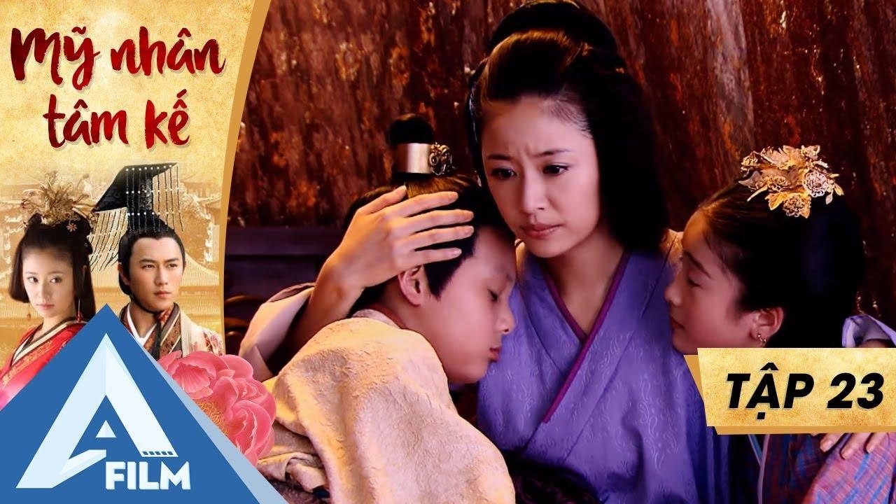 Phim Cung Đấu Mỹ Nhân Tâm Kế Tập 23 - Lâm Tâm Như, Trần Kiện Phong, Dương Mịch
