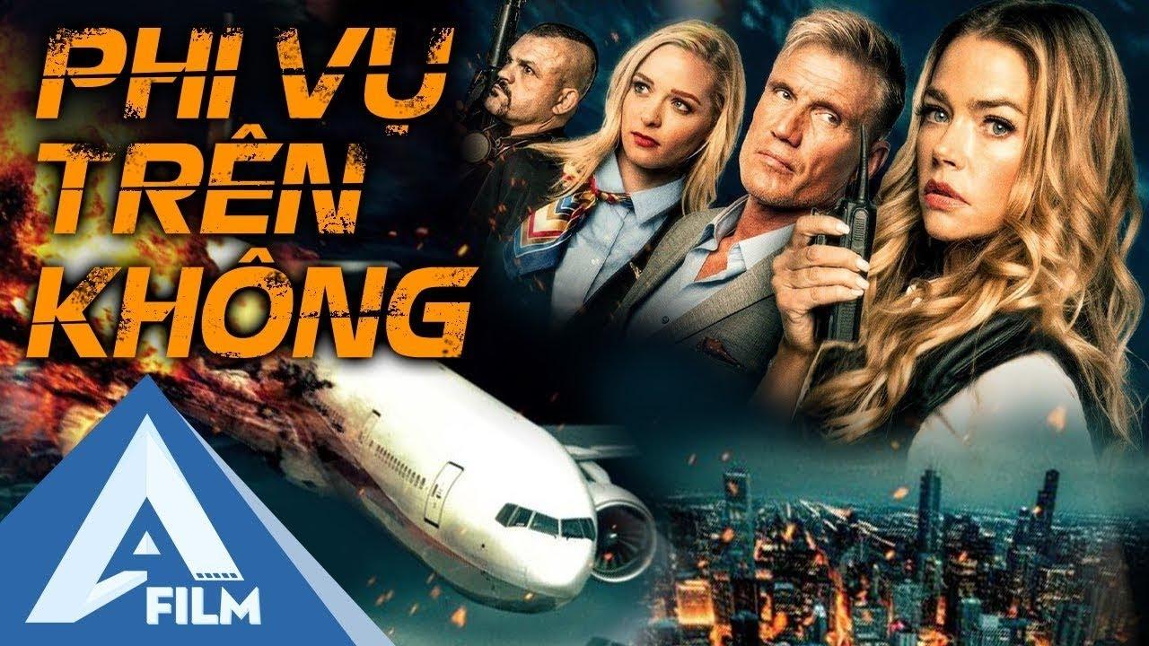 Phim Hành Động Mỹ Đặc Vụ FBI - Phi Vụ Trên Không (Altitude) - Phim Lẻ Mới Hay Nhất | A FILM