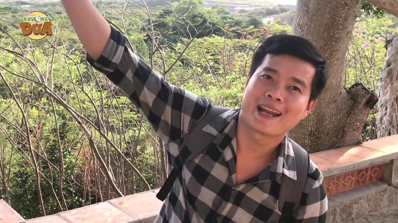 Khương Dừa với cảm xúc lần đầu được tham quan nơi ở của vua tại Anoasis Resort Long Hai