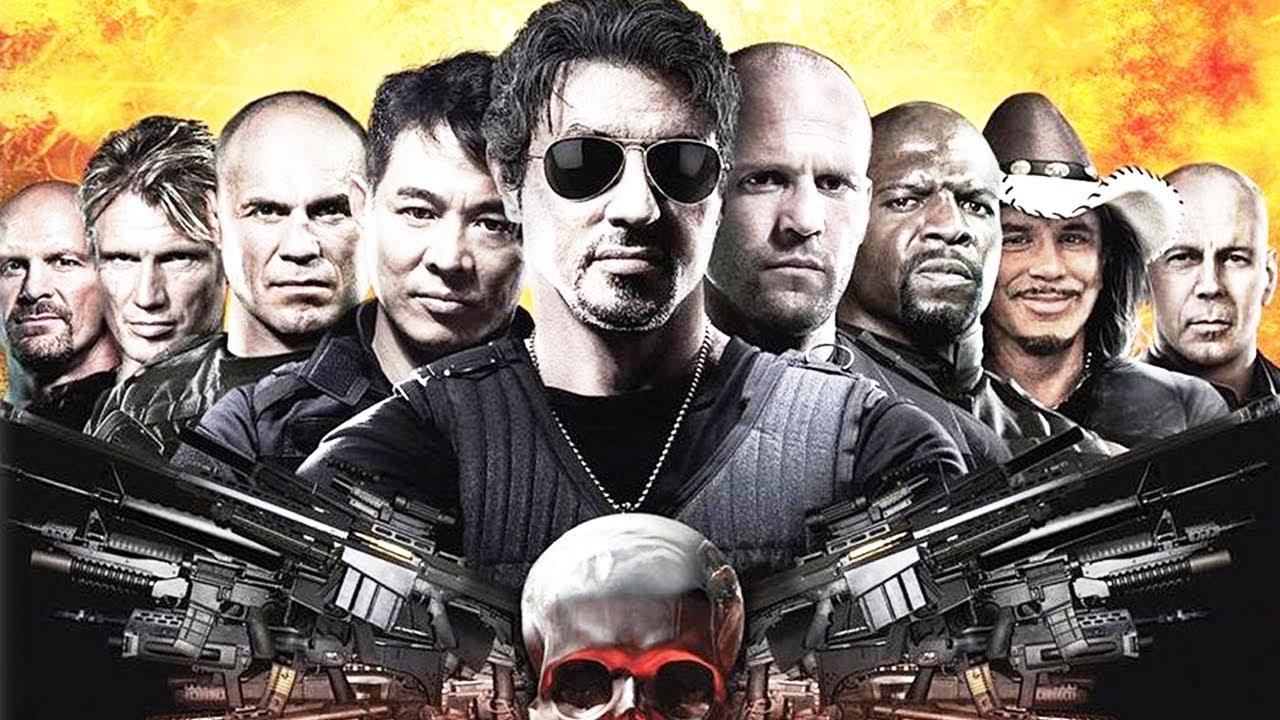 BIỆT ĐỘI ĐÁNH THUÊ 1 - Sylvester Stallone, Jason Statham, Lý Liên Kiệt | Phim Hành Động Cơ Bắp Mỹ