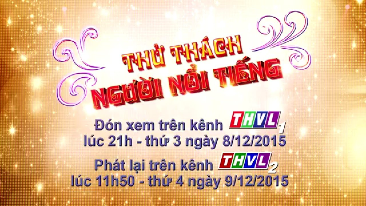 Thử Thách Người Nổi Tiếng (Get Your Act Together) | Trailer| Tập 6.