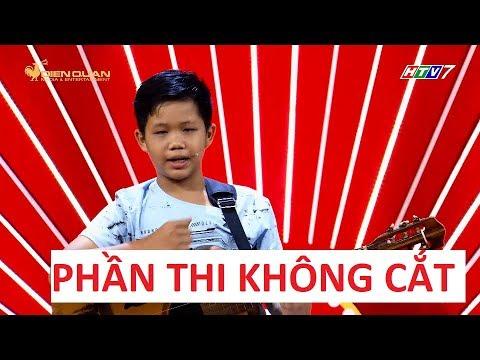 Phần thi không cắt của cậu bé chọc giới tính Trấn Thành, Trường Giang, Ngô Kiến Huy!!!