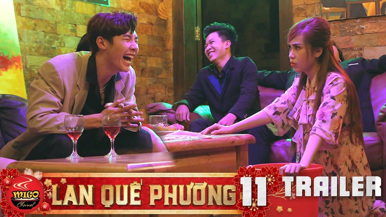 LAN QUẾ PHƯỜNG | TRAILER TẬP 11 | Chương 4 : HỒNG MẪU ĐƠN | Phim Yang Hồ