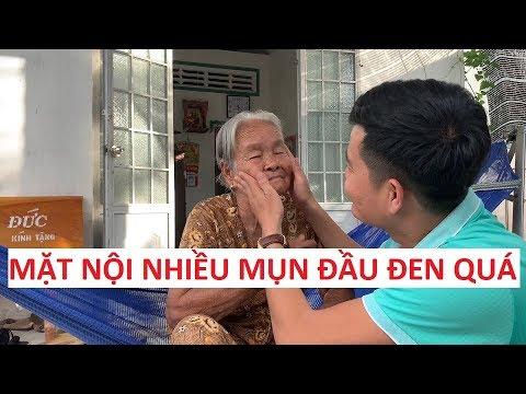 Khương Dừa hướng dẫn bà nội 90 tuổi cách giữ làn da đẹp để có chồng mới!!!