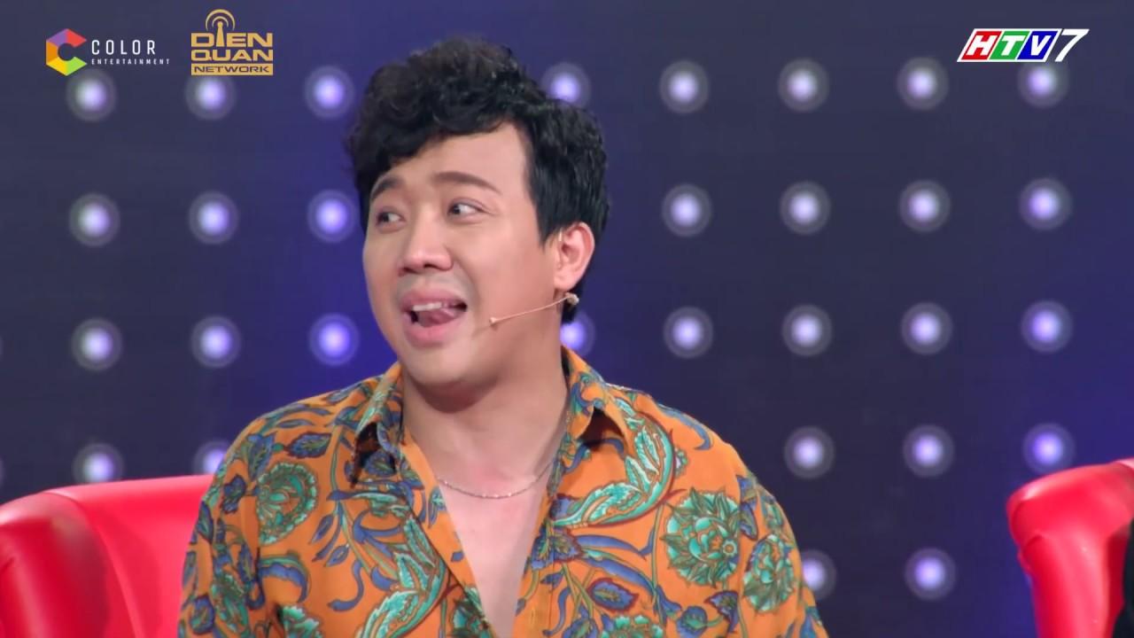 Trấn Thành muốn độn thổ khi Trương Quỳnh Anh bốc phốt rách quần trên sóng truyền hình!!!