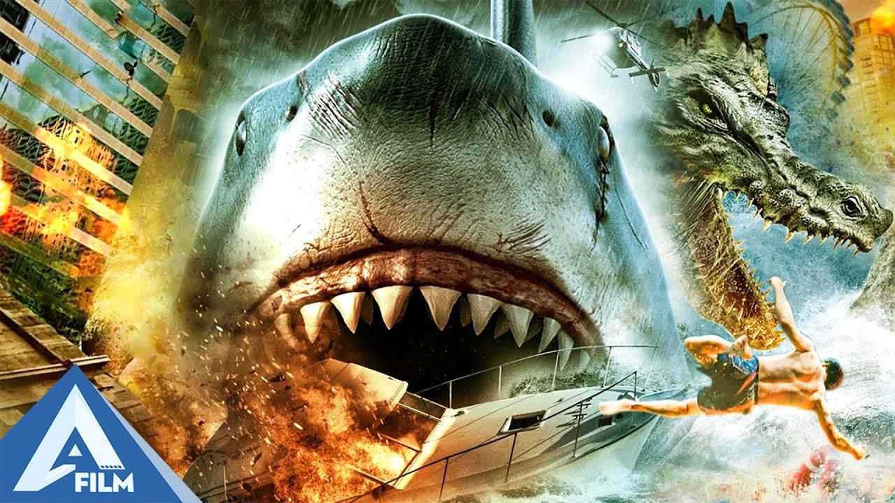 Phim Thuyết Minh - Hàm Cá Mập - Phim kinh Dị Siêu Kịch Tính
